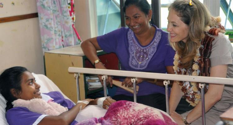 Royal Visit for Nadi,  Lautoka Hospitals