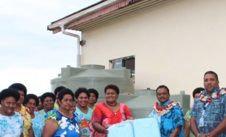 Water Tanks For Ucunivanua