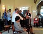 Jioji Konrote Sworn-In As Fiji President