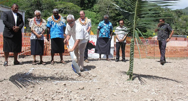 PAFCO Storage Investment In Levuka Welcomed
