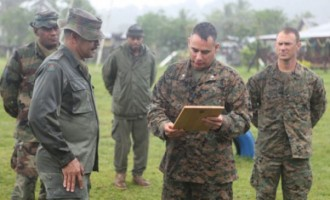 US Marines Complete Jungle Training