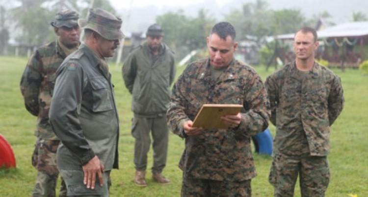 US Marines Complete Jungle Training