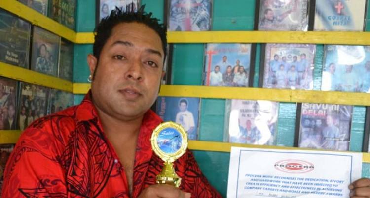 Bobby Scoops Best Sales Award