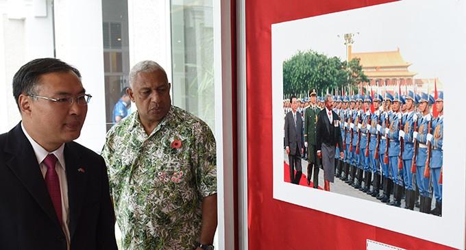China Happy To Help Fiji  Set Up A New Navy Base