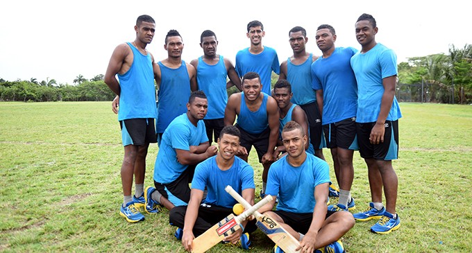 Oz Support for Fiji Captain