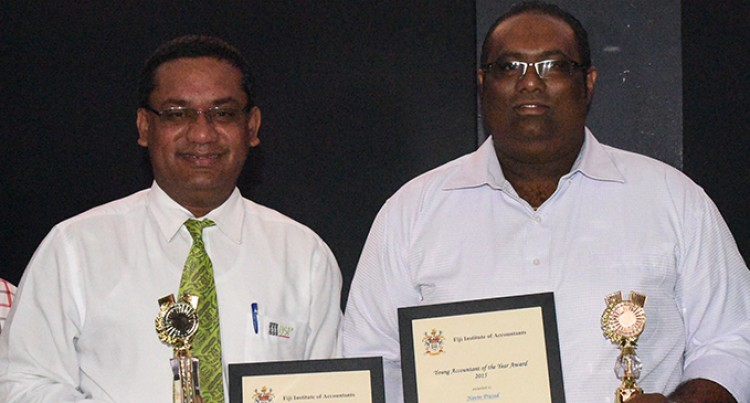 Duo Recognised For Contribution Towards Accounting Profession