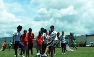 Football For Me: Mala