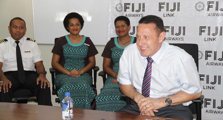 Premium Team To Look After Fiji Airways VIPs