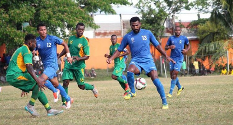 Team returns after loss to Vanuatu in Vila