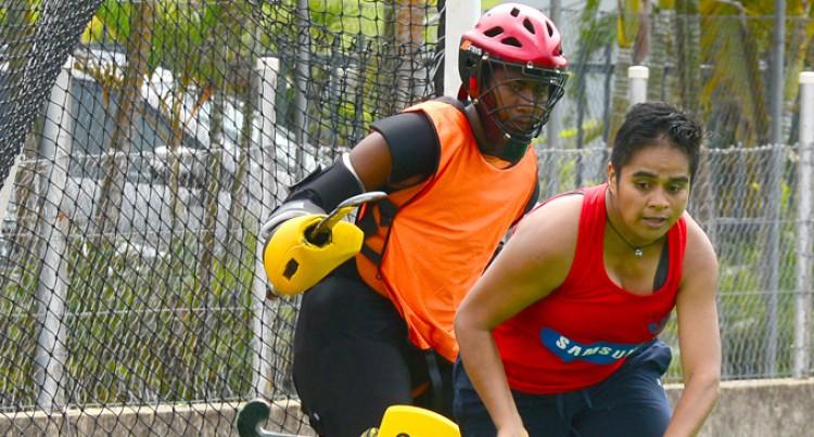 Fijians Prepare For Oz, Kiwis