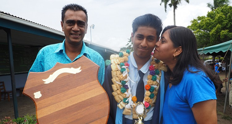 Dux Rajneil Follows In Sister's Footsteps