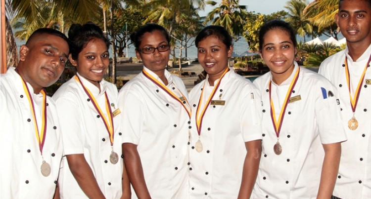 Chefs Performance At Competition Makes Association Proud
