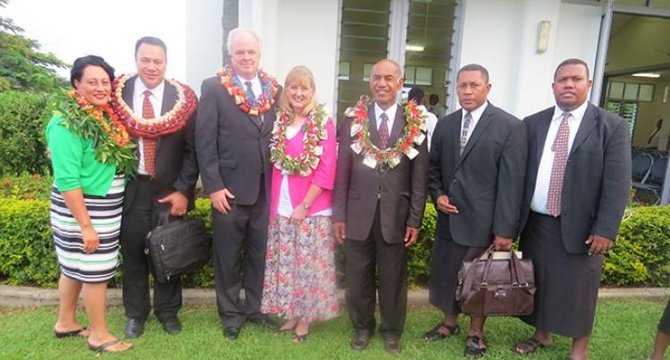 Mission Accomplished For Pioneer Alipate Tagidugu