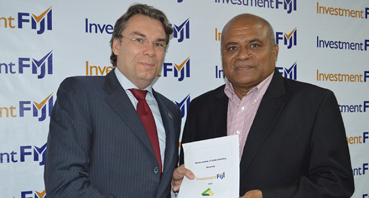 Investment Fiji Deal With Lands Ministry To Benefit Investors