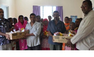 Club Collaborate In Helping The Less Fortunate This Diwali