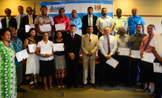 $2.2m Under National Export Strategy Handed Over To 19 Companies
