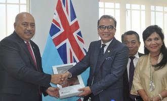 Ratu Inoke meets Indonesia  Working Group