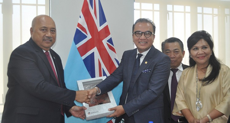 Ratu Inoke meets Indonesia  Working Group