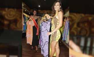 PIA Special Gowns For Our Miss World Fiji