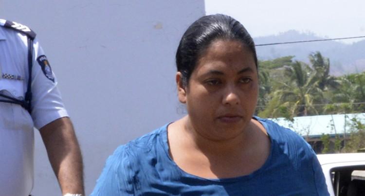 Geeta Devi Fronts Court
