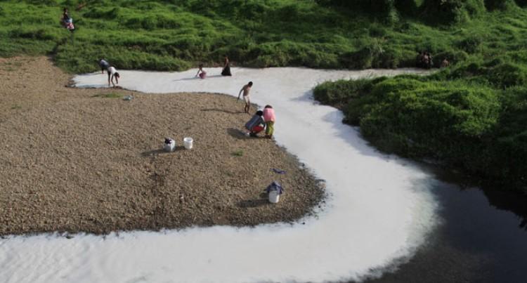 Spill Worries Nabukavesi Villagers