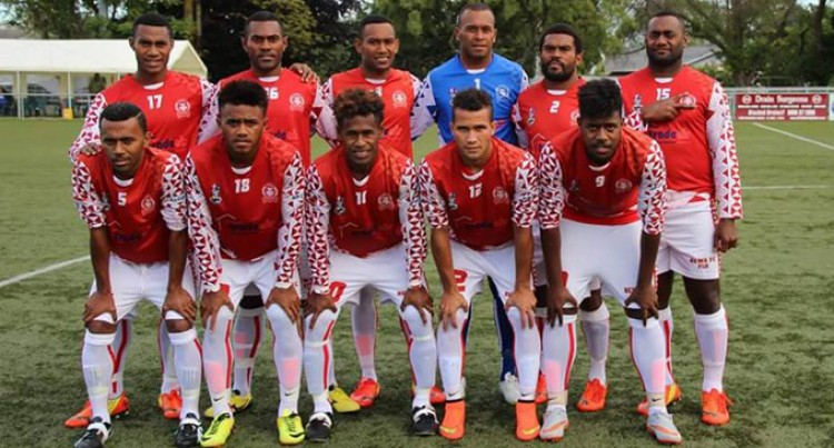 Fiji Football Happy With Fijian Teams