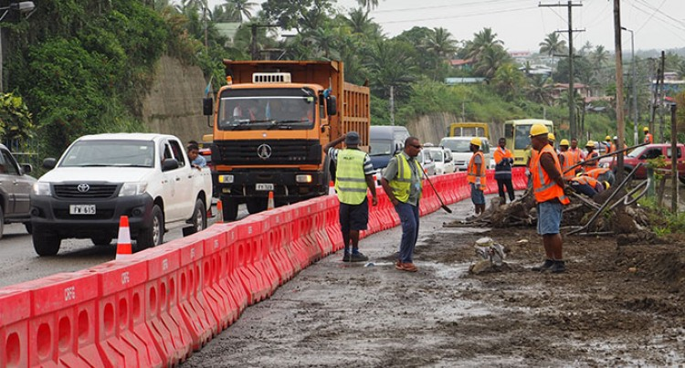 Road Upgrades Prioritise Protection Of Water Pipes