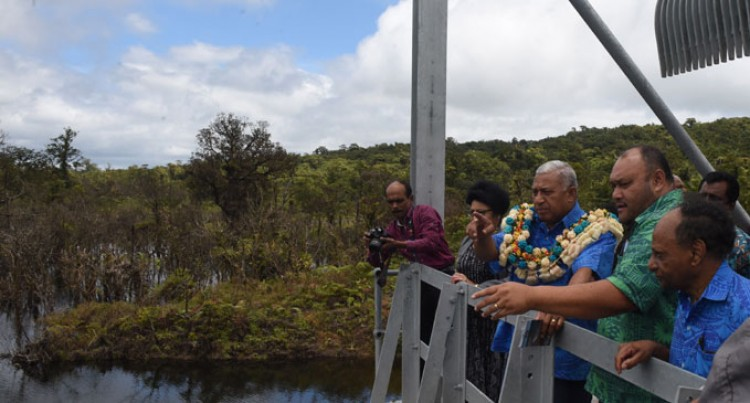 Hydro Scheme Proposed For Navua