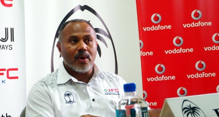 Fiji Rugby Union CEO Resigns