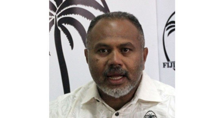 Tabualevu Resigns From FRU
