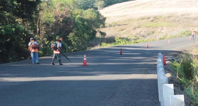 Police patrol Dreketi- Nabouwalu Highway