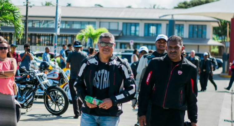 Rodney Fong's Strong Passion For Bikes