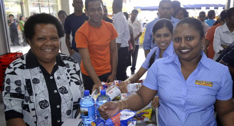 Shop N Save Opens New Sigatoka Branch