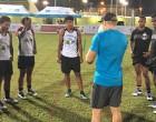 Ryan Applauds Awesome Fijians