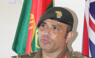Qiliho For Acting Police Commissioner