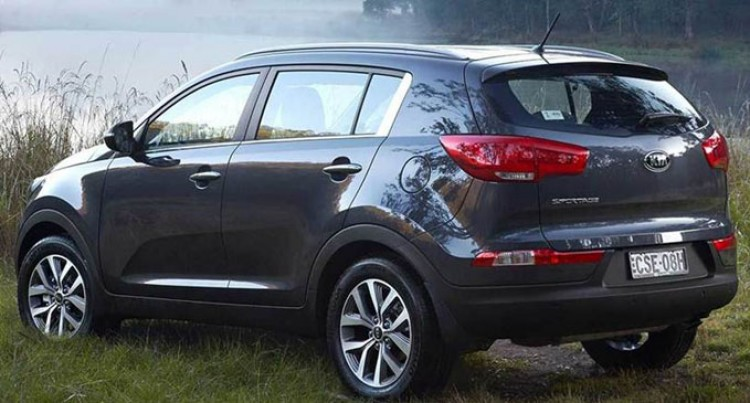 Kia's Sportage Ranked Top In Dependability