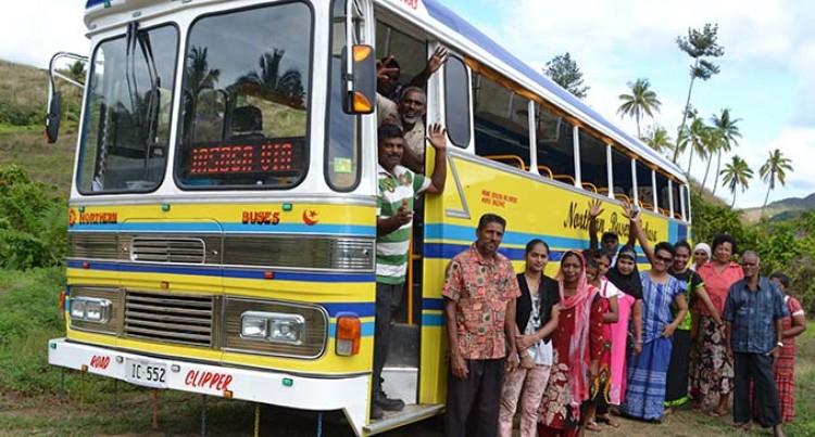 New Bus Service for  Valebasoga