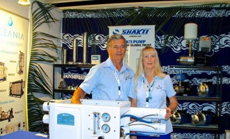 Oceania Water Group Showcases Products