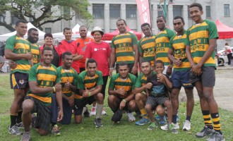 Rugby Club Changing Perceptions In Qauia