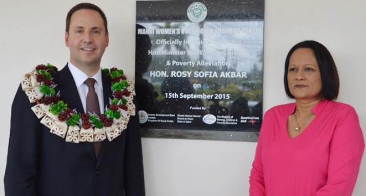 Fiji Women's Fund launched