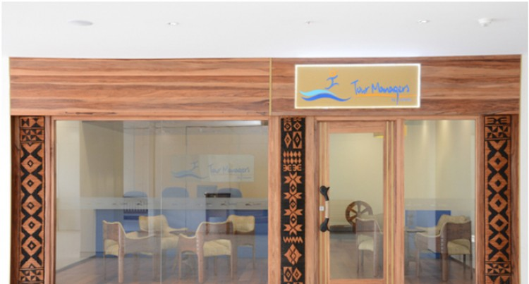 Tour Managers Fiji Airport Office Opened