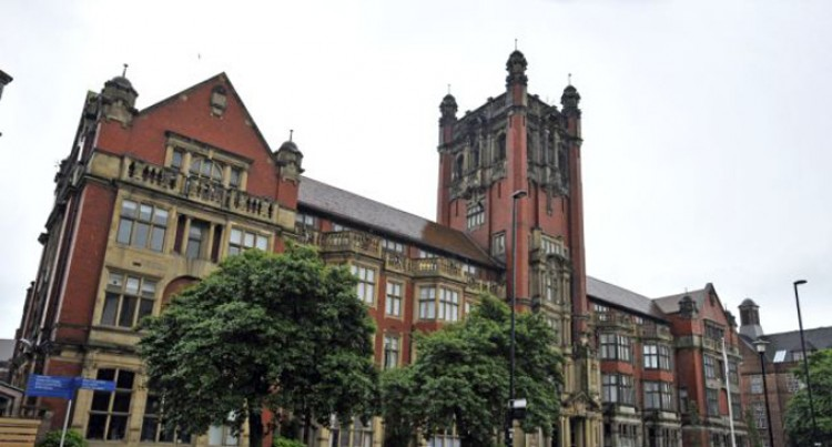 Reddy Discusses Special Education Module Design With Newcastle University