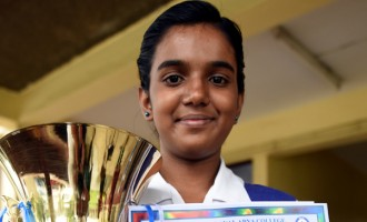 Bhawanian Award for Anusha