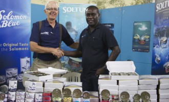 MSG Trade Fair  Underway In Noumea