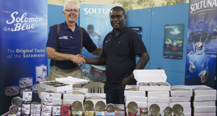 MSG Trade Fair  Underway In Noumea