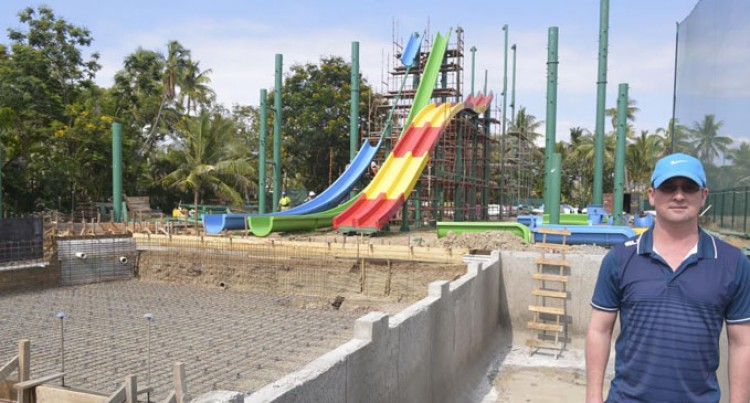 $3m Splash For Big Bula Waterpark