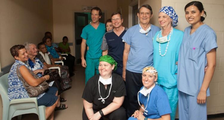 Overseas Eye Doctors Help People In Nadroga