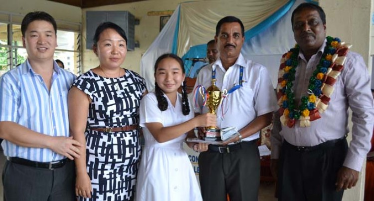 Mongolian Lass Defies Odds