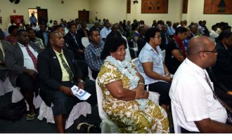Lomaiviti Province Natural Resource  Management Strategy Launch
