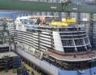 Mega Cruise Ship Set For Tauranga